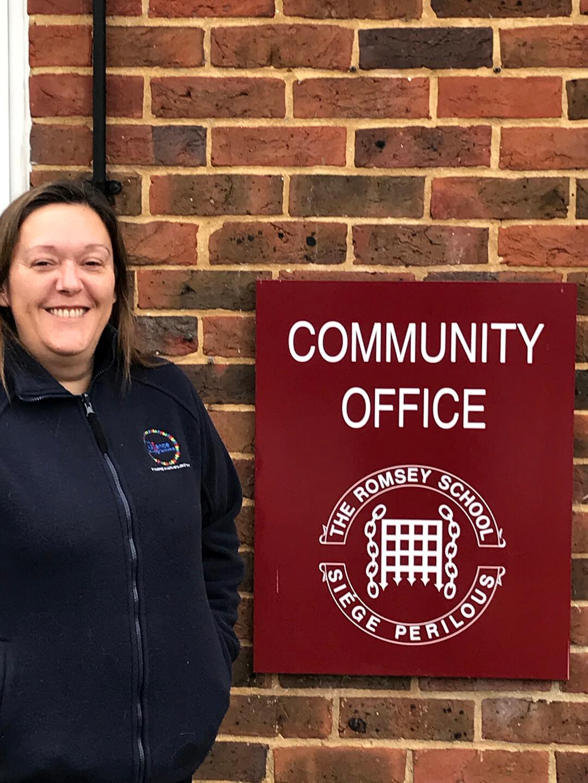 Julie Pearce : Employment Support Worker