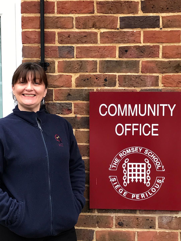 Sarah Fisher : Accounts & Human Resource Officer