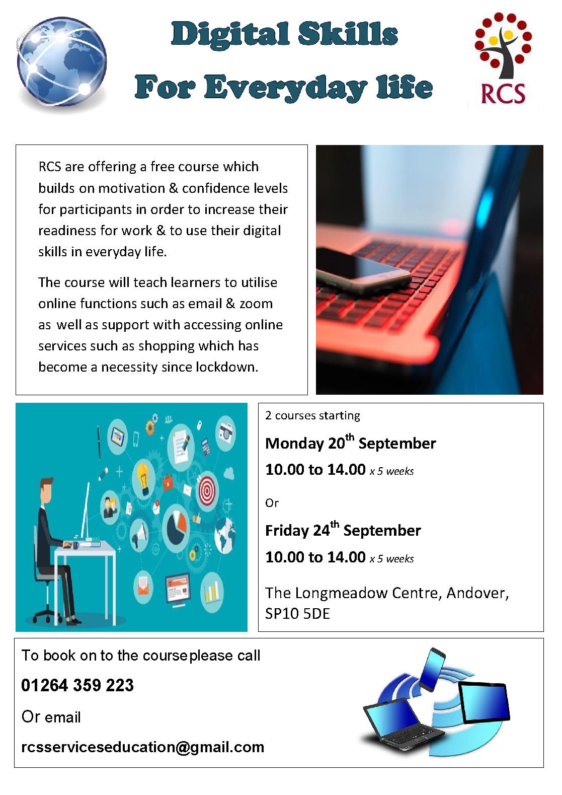 Digital Skills for Everyday Life