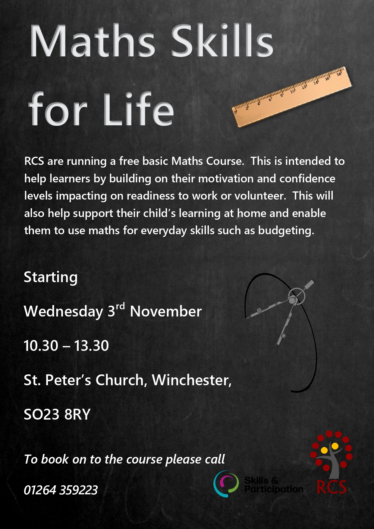 Maths Skills for Life - Winchester
