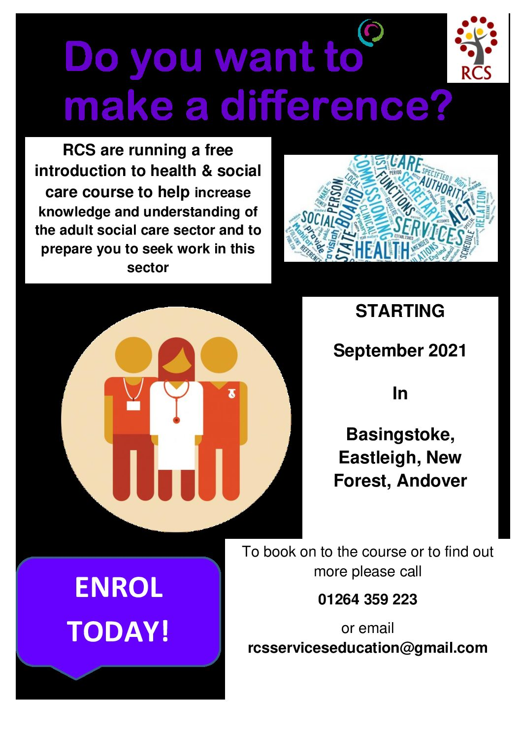 Introduction to Health & Social Care